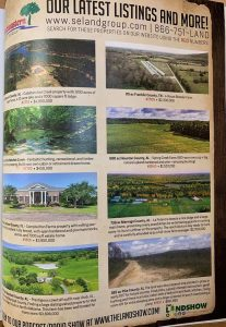 Land for sale in Alabama by Jonathan Goode