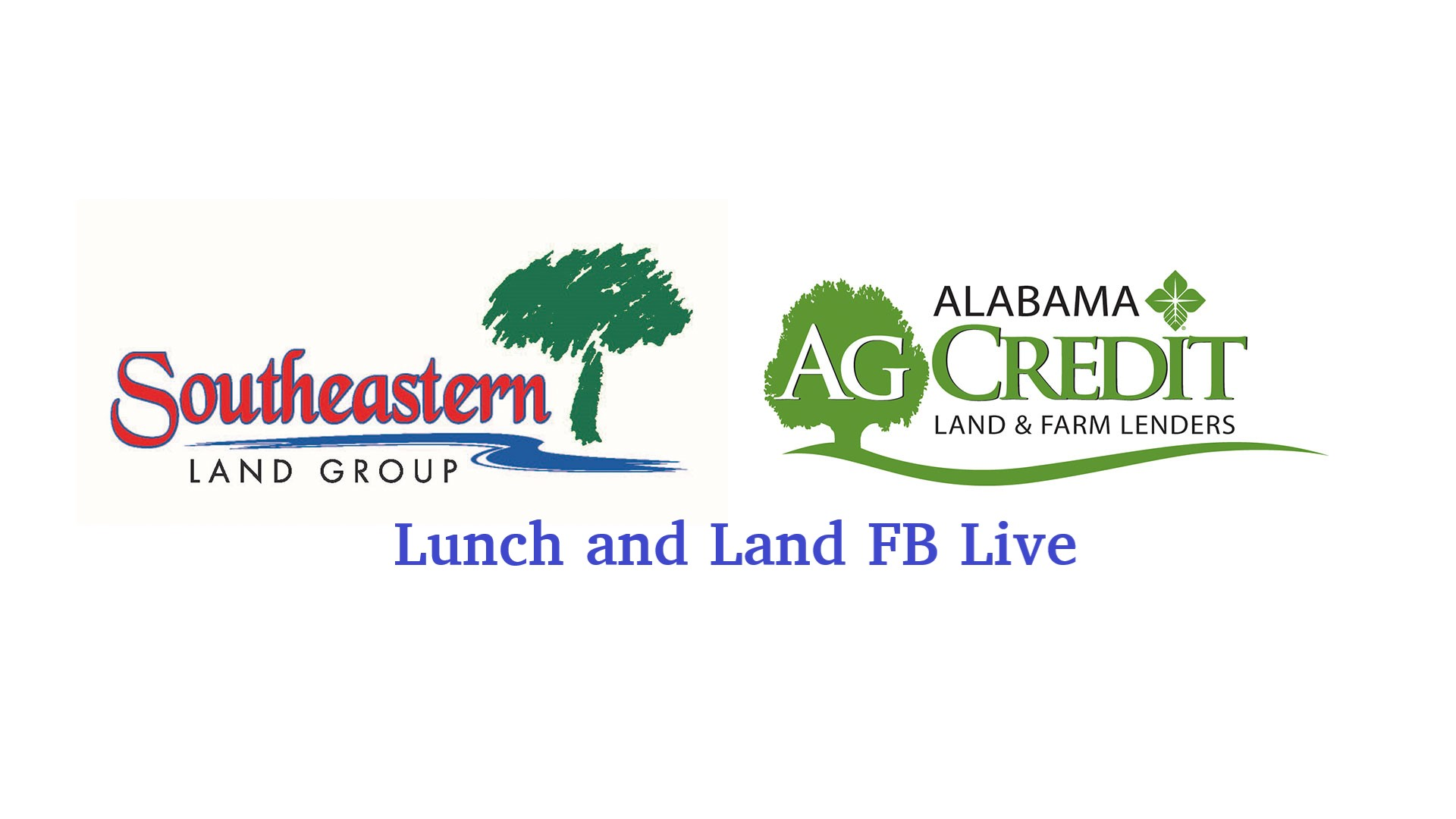 Lunch and Land FB LIve- Land for Sale in Alabama
